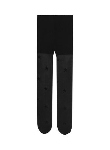 Katia & Bony Star Bebek Külotlu Çorap  Siyah